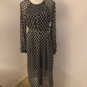 Mossimo dress with removable belt size Medium